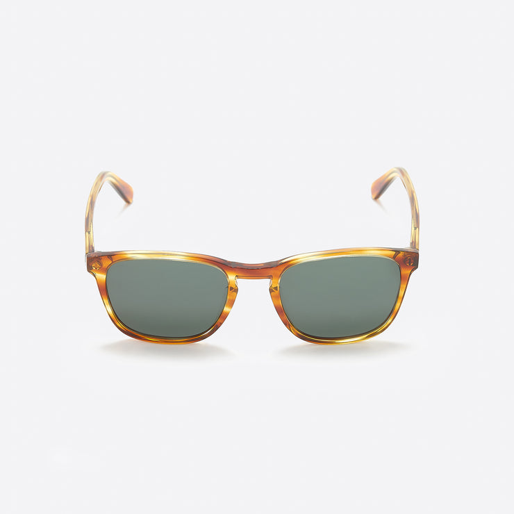 FINLAY London Bowery in Havana with Green Lenses