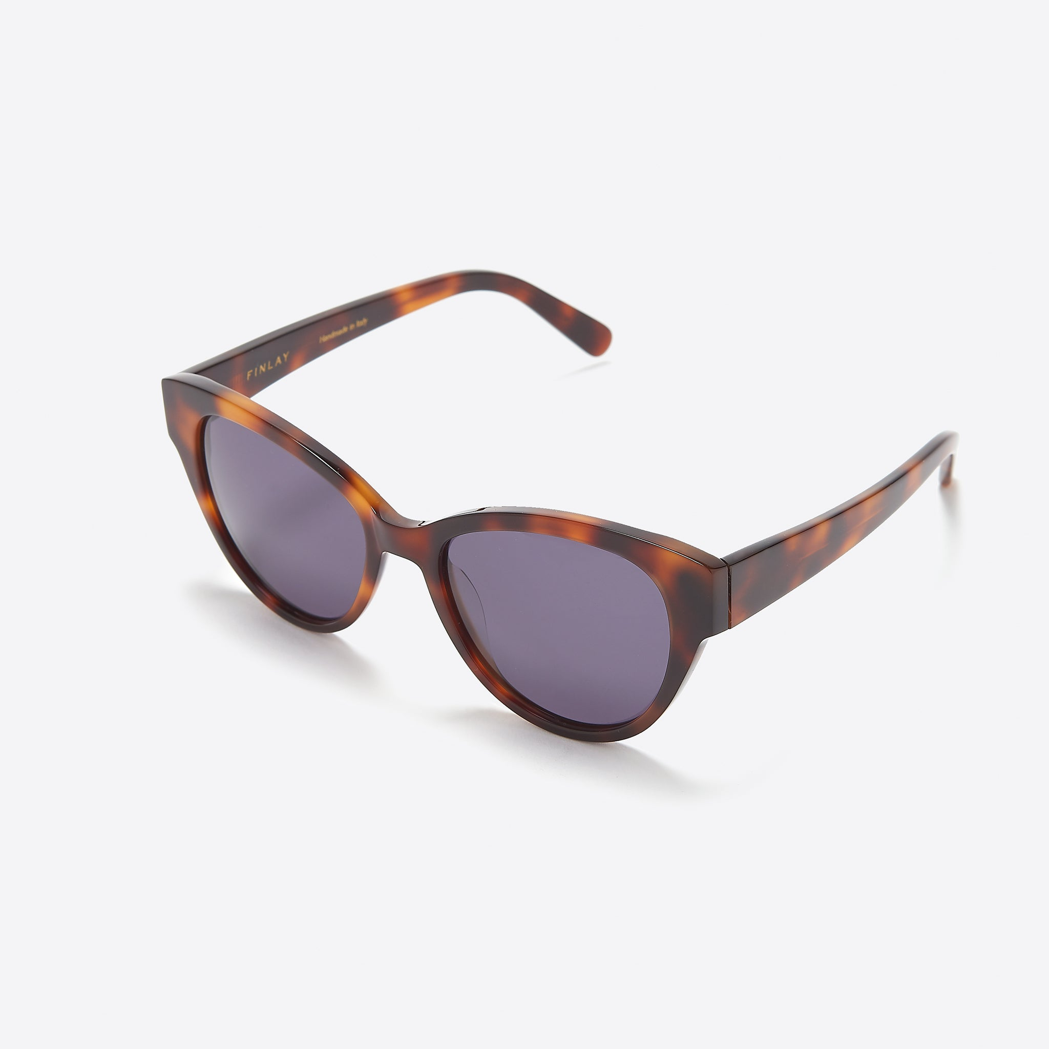 FINLAY London Henrietta Sunglasses in Dark Tortoise