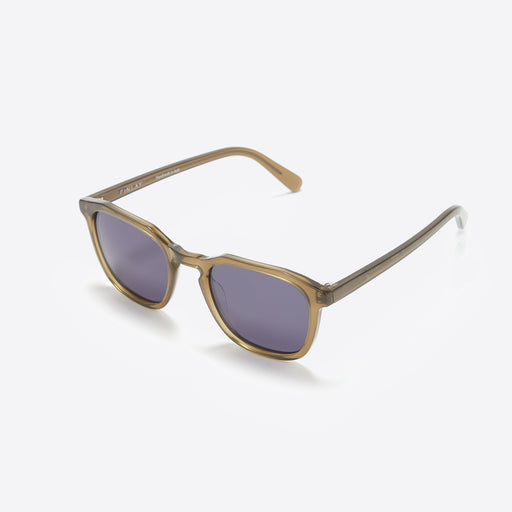 FINLAY London Marshall Sunglasses in Olive with Grey Lenses