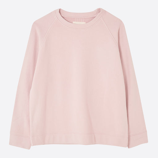 Folk Assembly Sweatshirt in Soft Pink