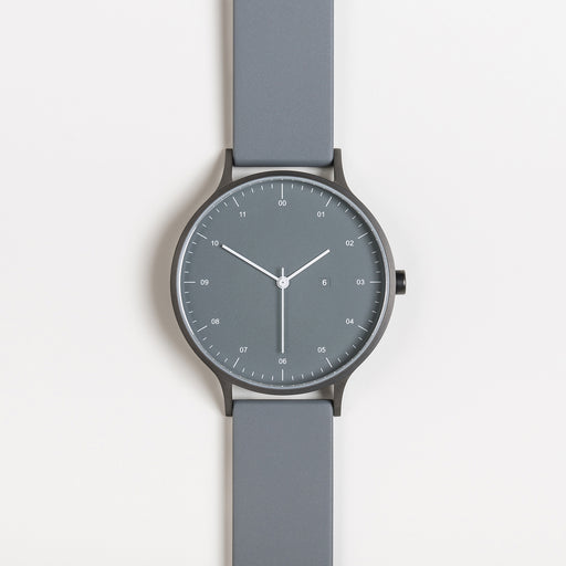 Instrmnt K Watch in K-61 Gunmetal / Med Grey