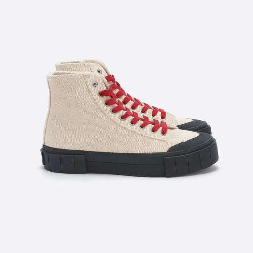 Good News Bagger 2 Hi in Beige/Black
