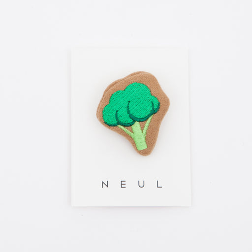 Neul Broach Broccoli Shape