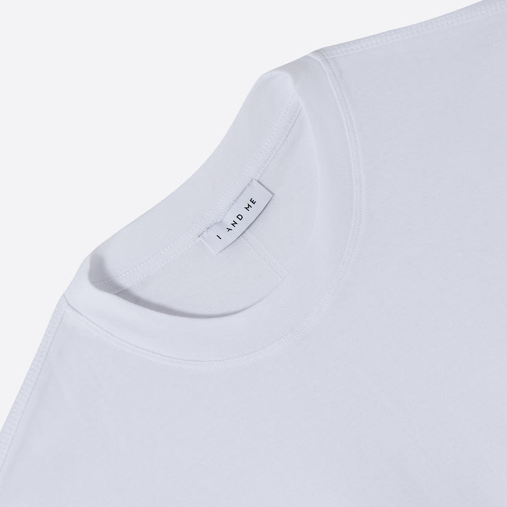 I AND ME Essential T in White