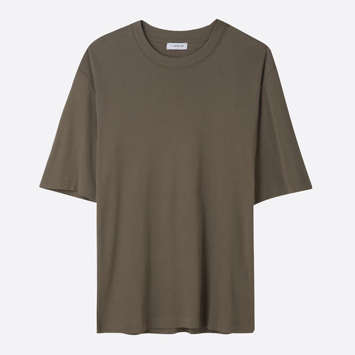 I AND ME Essential T in Khaki