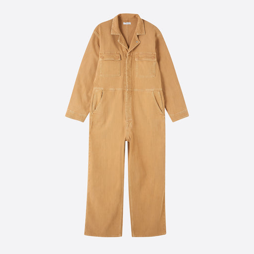 I AND ME Selvedge Boilersuit in Spice