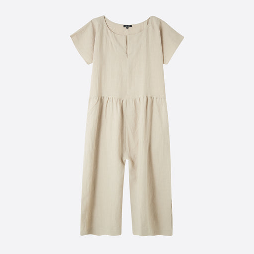 Ilana Kohn Bette Jumpsuit in Oat