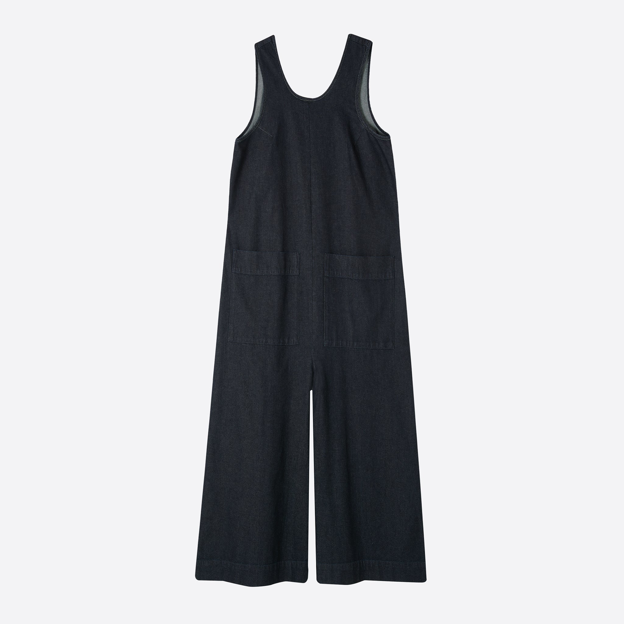 Ilana Kohn Milo Jumpsuit in Denim