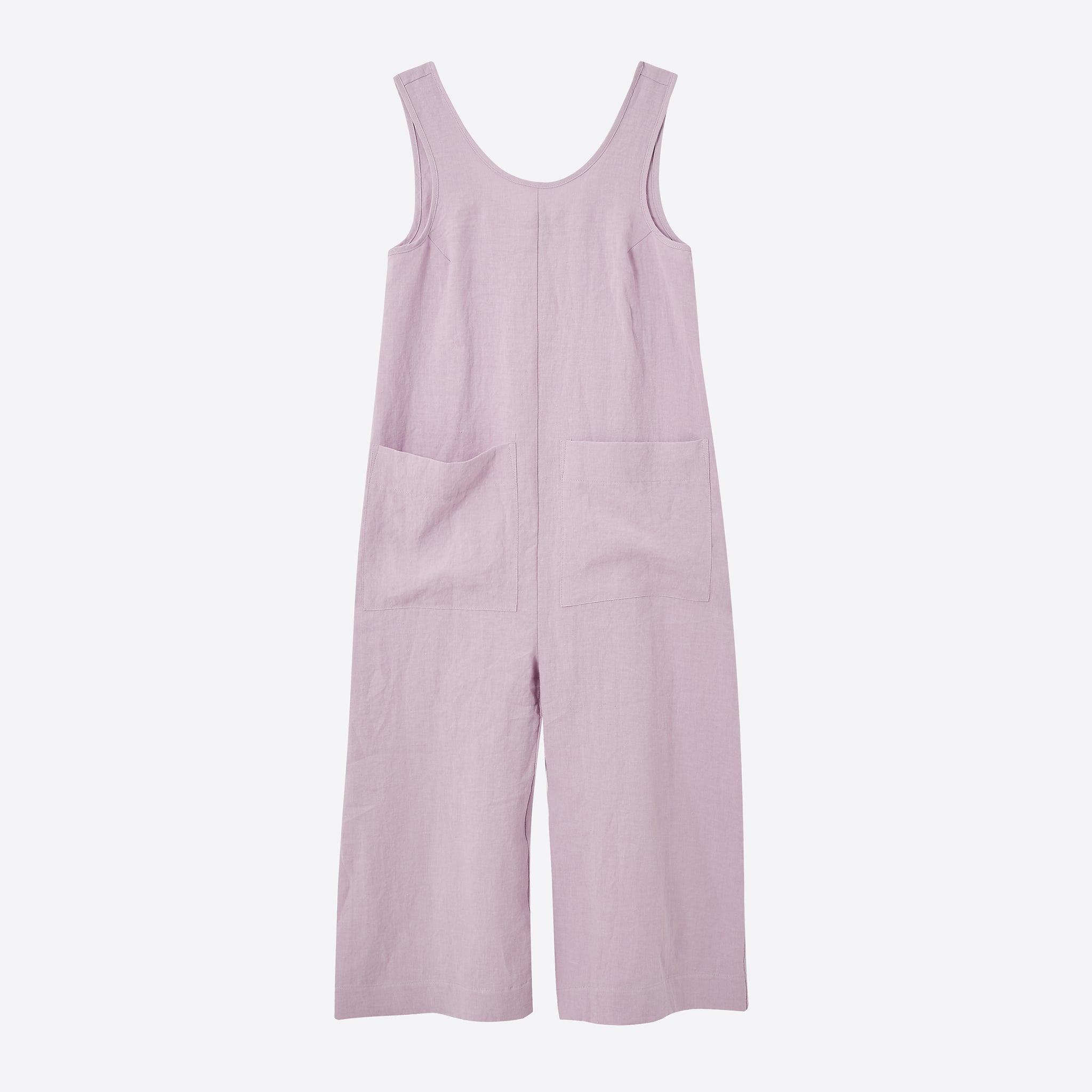 Ilana Kohn Milo Jumpsuit In Lilac Our Daily Edit