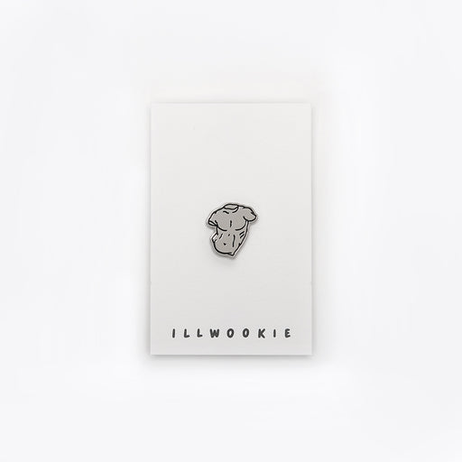 ILLWOOKIE Enamel Pin in Apollo