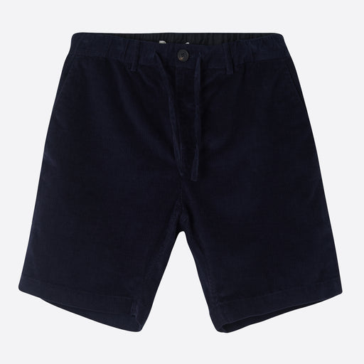 Kestin Hare Inverness Cord Shorts in Midnight