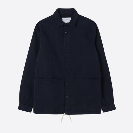 Kestin Hare Armadale Shirt in Navy