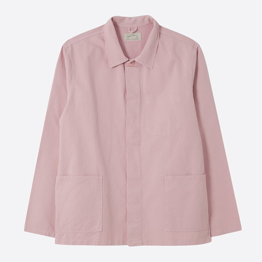 Kestin Hare Leith Shirt Jacket in Pink