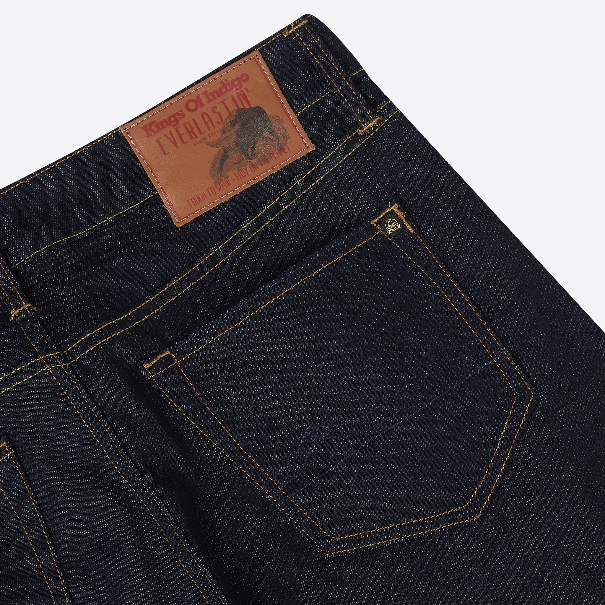 Kings Of Indigo Charles Jean in Dry Comfort Stretch