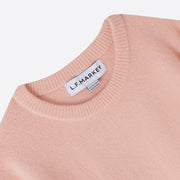 LF Markey Verne Knit Jumper in Pink