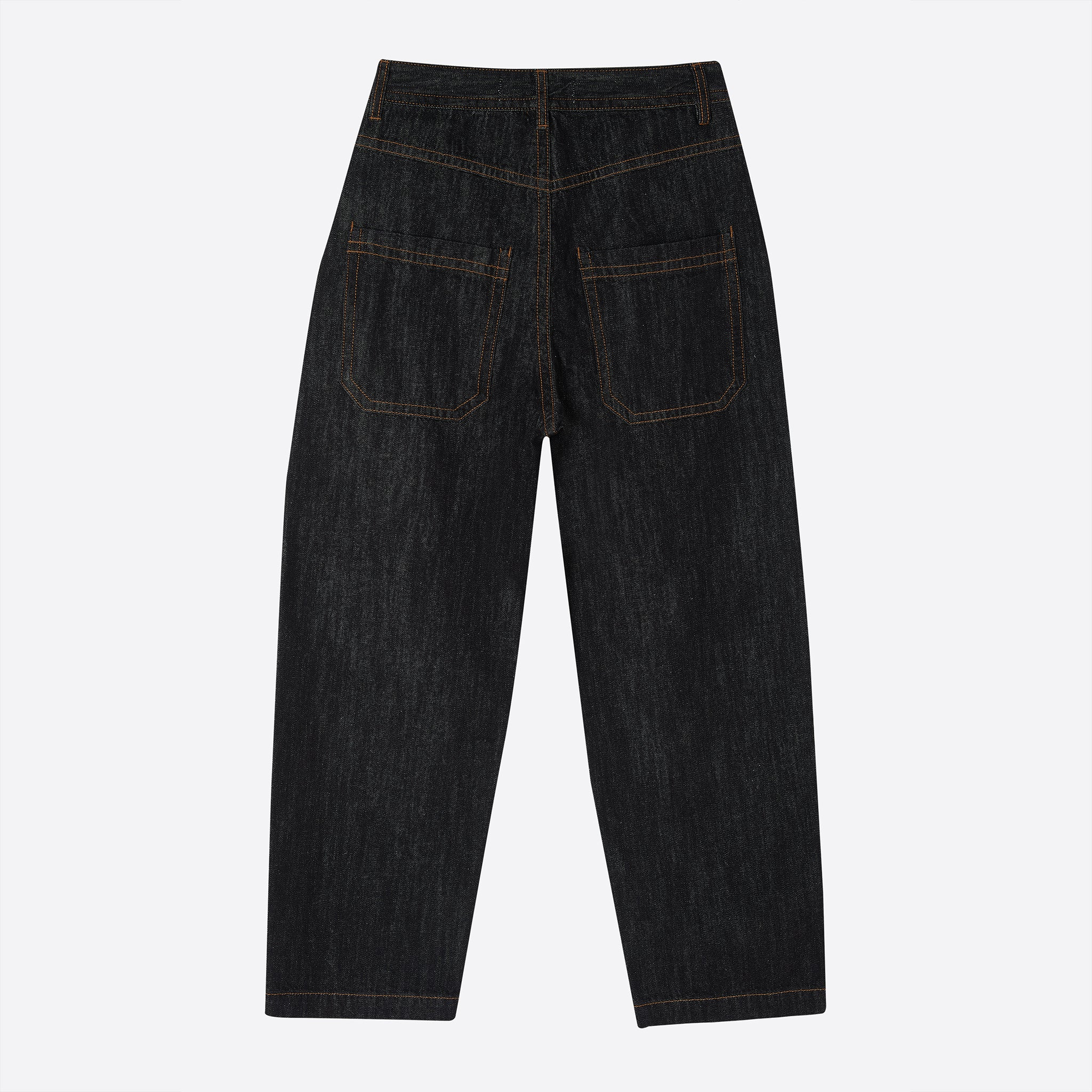 LF Markey Big Boy Jeans in Black Denim