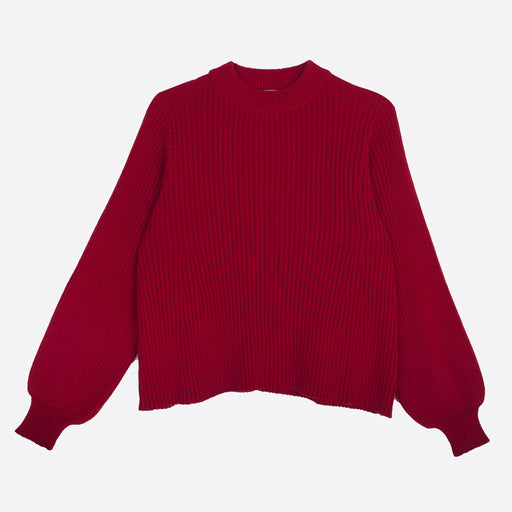 LF Markey Benji Knit in Berry
