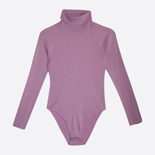 LF Markey Axel Bodysuit in Mauve