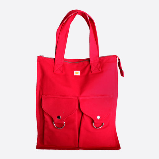 LF Markey Super Shopper in Red