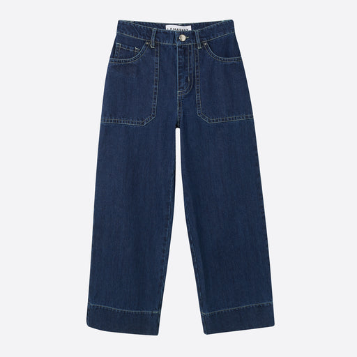 LF Markey Carpenter Jeans in Dark Indigo