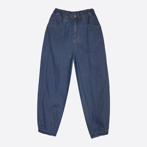 LF Markey Fat Boy Jeans in Mid Blue