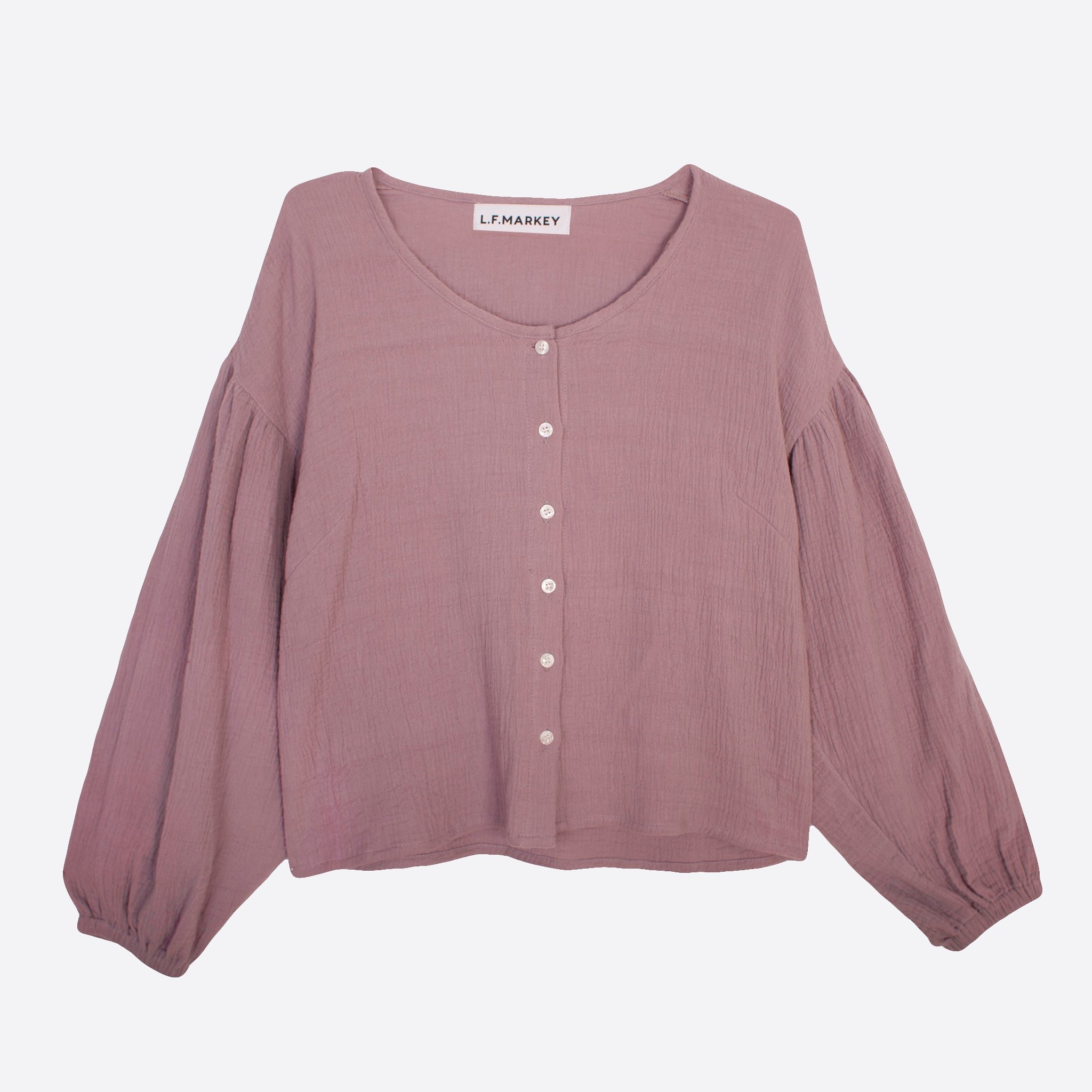 LF Markey Fletcher Shirt in Lavender