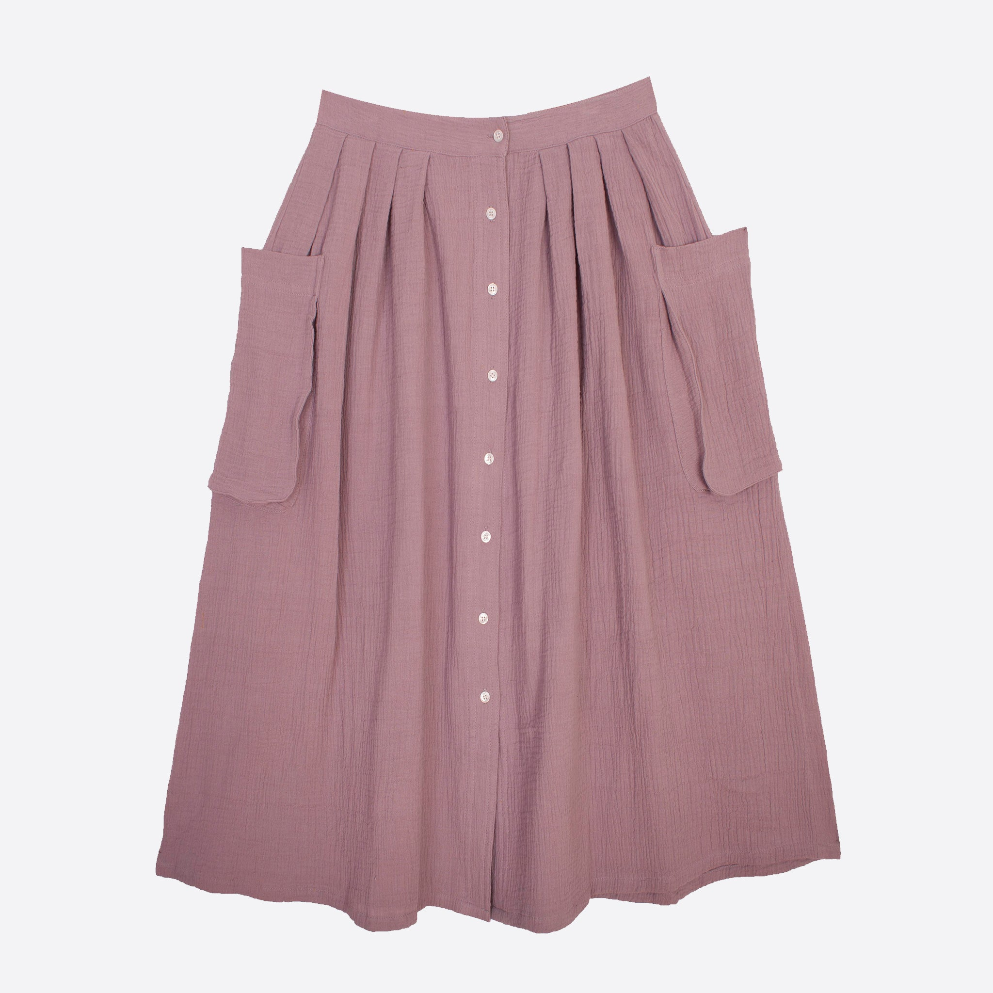LF Markey Florian Skirt in Lavender