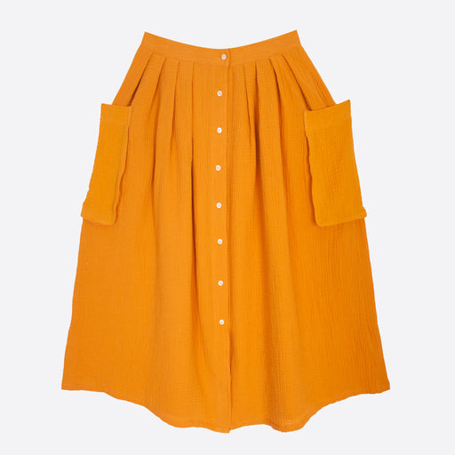 LF Markey Florian Skirt in Saffron