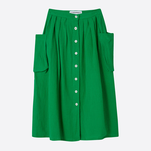 LF Markey Florian Skirt in Green