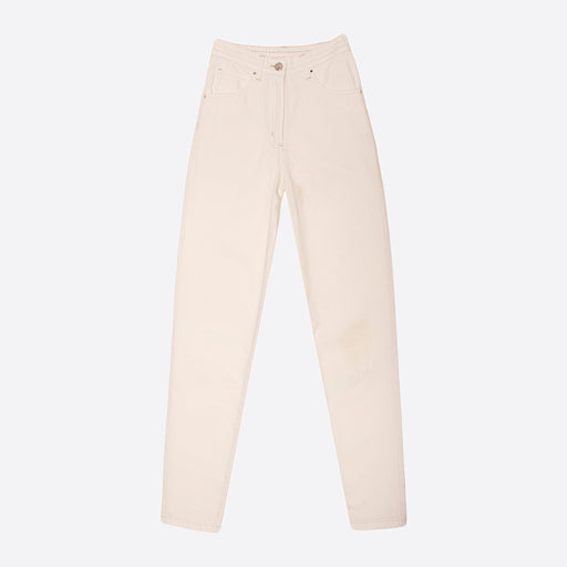 LF Markey Johnny Jeans in Ivory