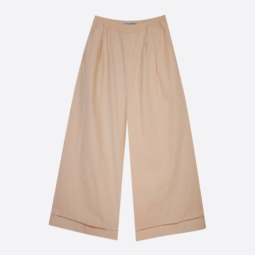 LF Markey Lorenzo Trouser in Ivory