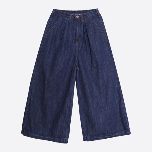 LF Markey Pleat Front Jeans in Indigo