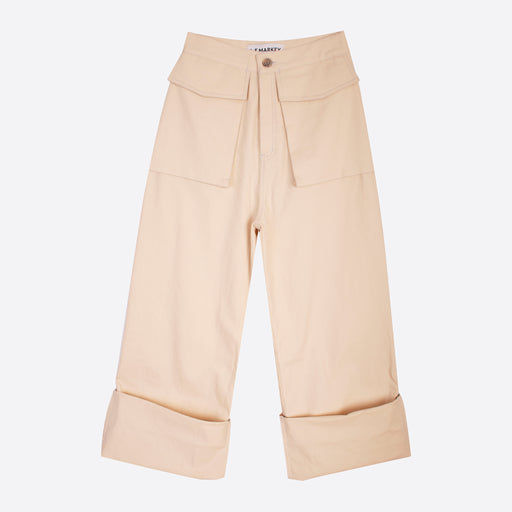 LF Markey Raphael Trouser in Ecru