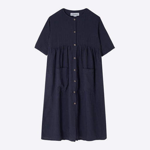 LF Markey Sammy Dress in Navy