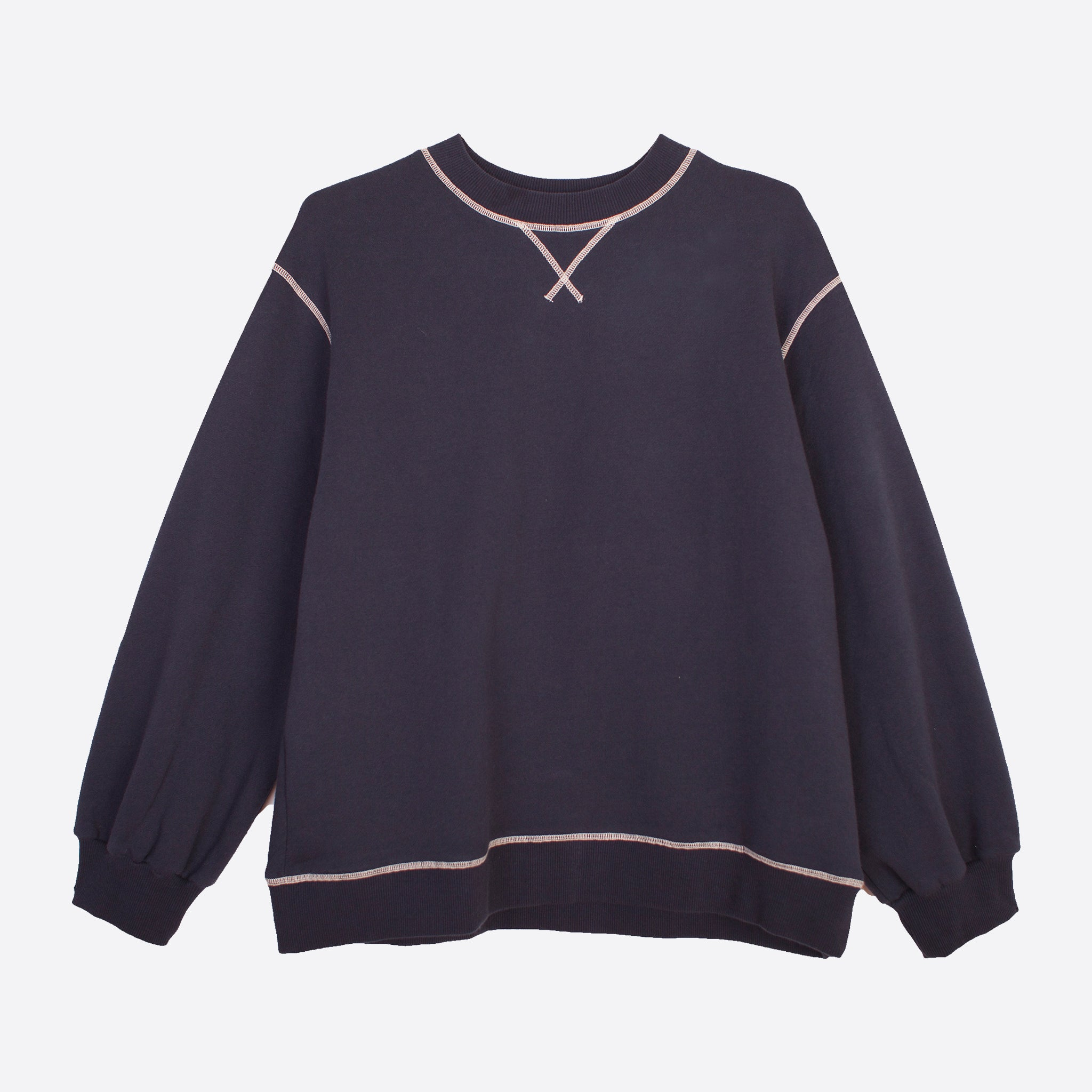 LF Markey Thierry Sweatshirt in Navy
