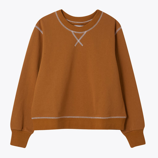 LF Markey Thierry Sweatshirt in Chestnut