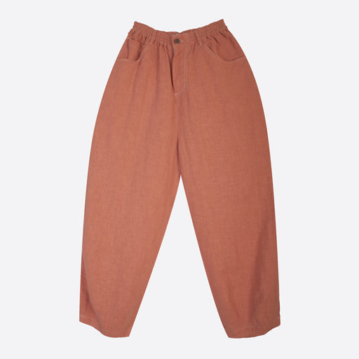 LF Markey Fat Boys Trousers in Dusty Pink