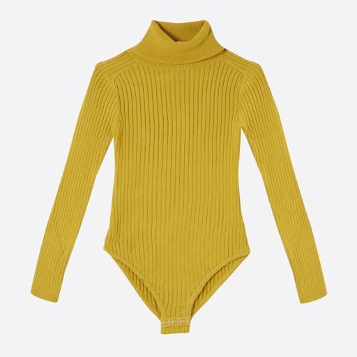 LF Markey Axel Bodysuit in Chartreuse