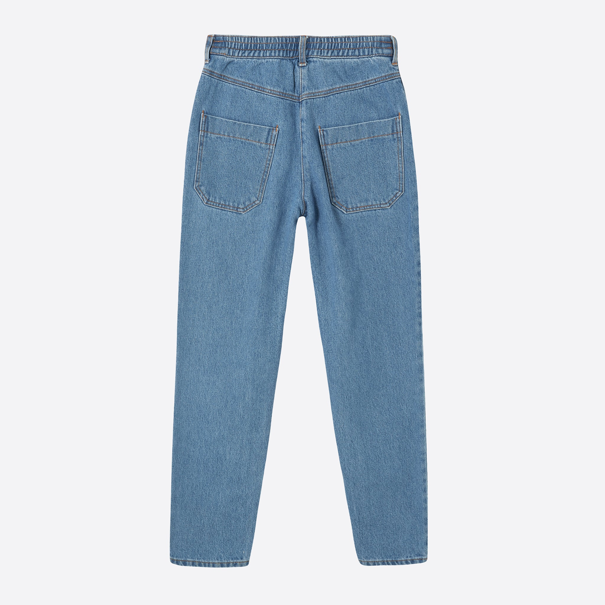LF Markey Johnny Jeans in Mid Blue