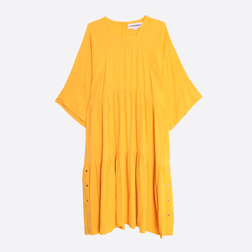 LF Markey Richard Dress in Yellow