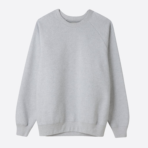La Paz Cunha 2 Sweatshirt in Grey Upcycled Cotton