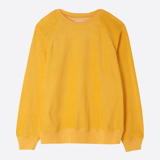 La Paz Pes Towel Sweatshirt in Yellow