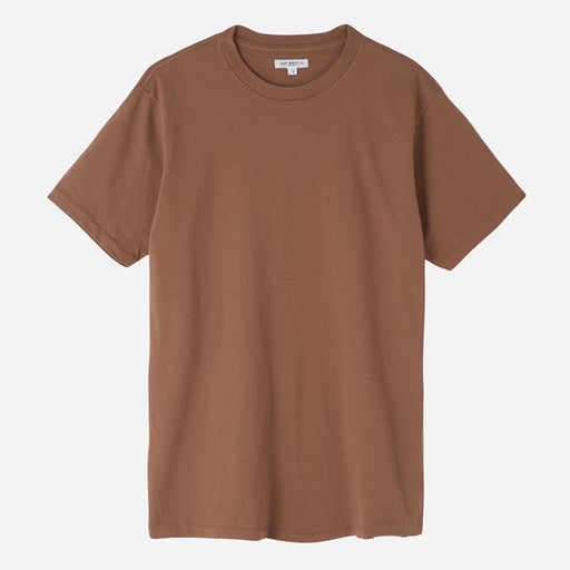 Lady White Co. Lite Basic T-Shirt in Red Clay