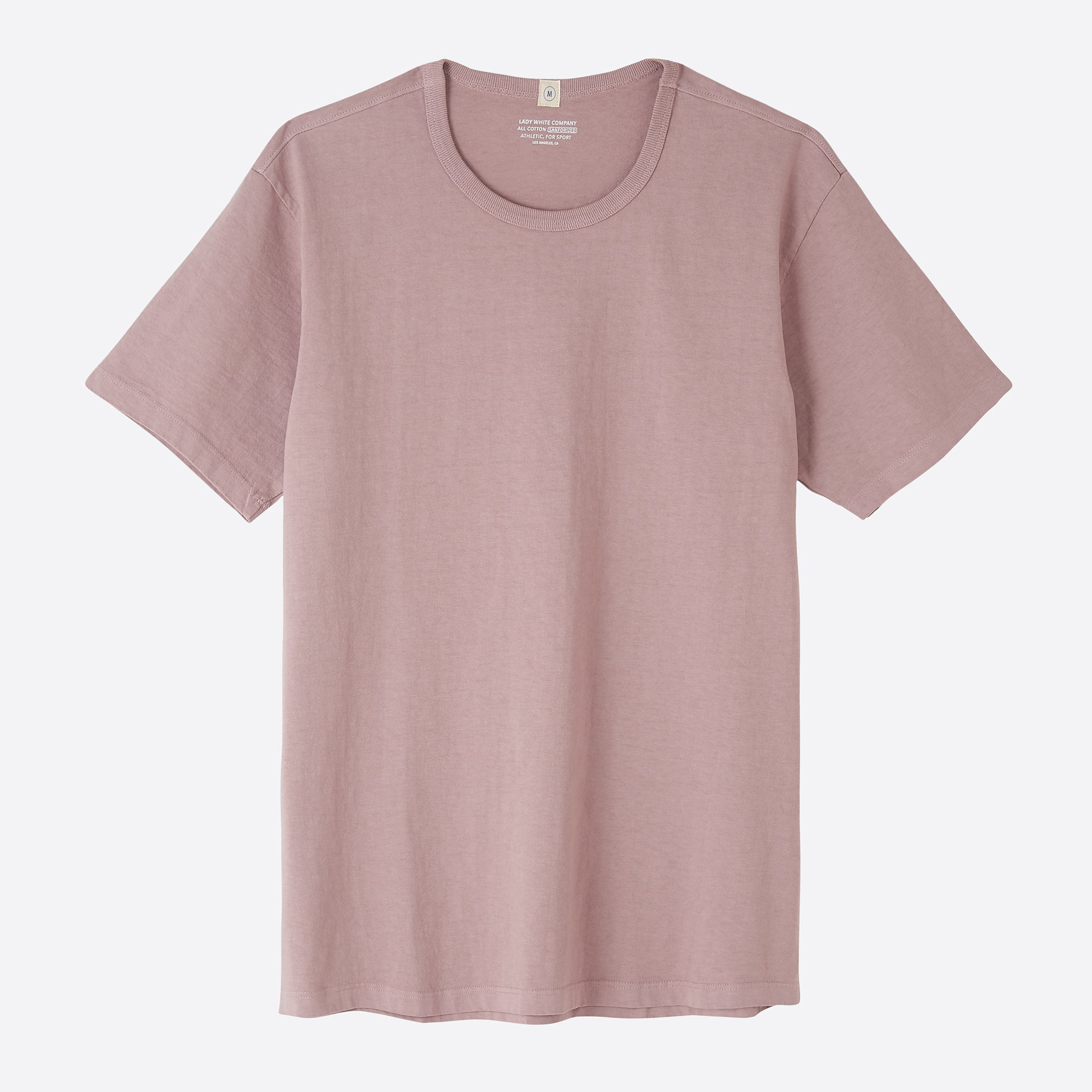 Lady White Co. Our T-Shirt in Mauve