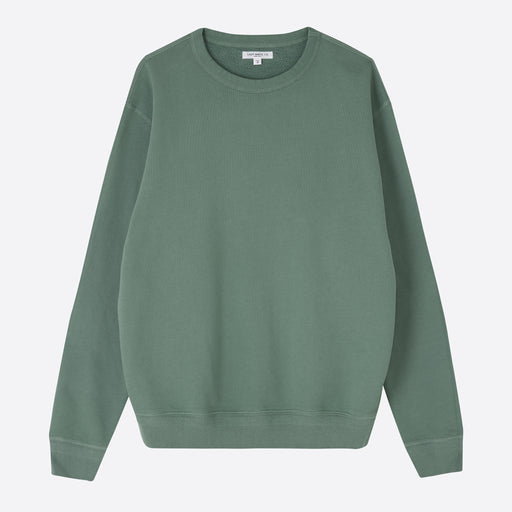 "Lady White Co. ""44 Fleece Sweatshirt in Ez Sage"