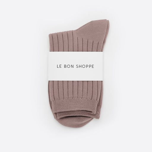 Le Bon Shoppe Her Socks in Nue
