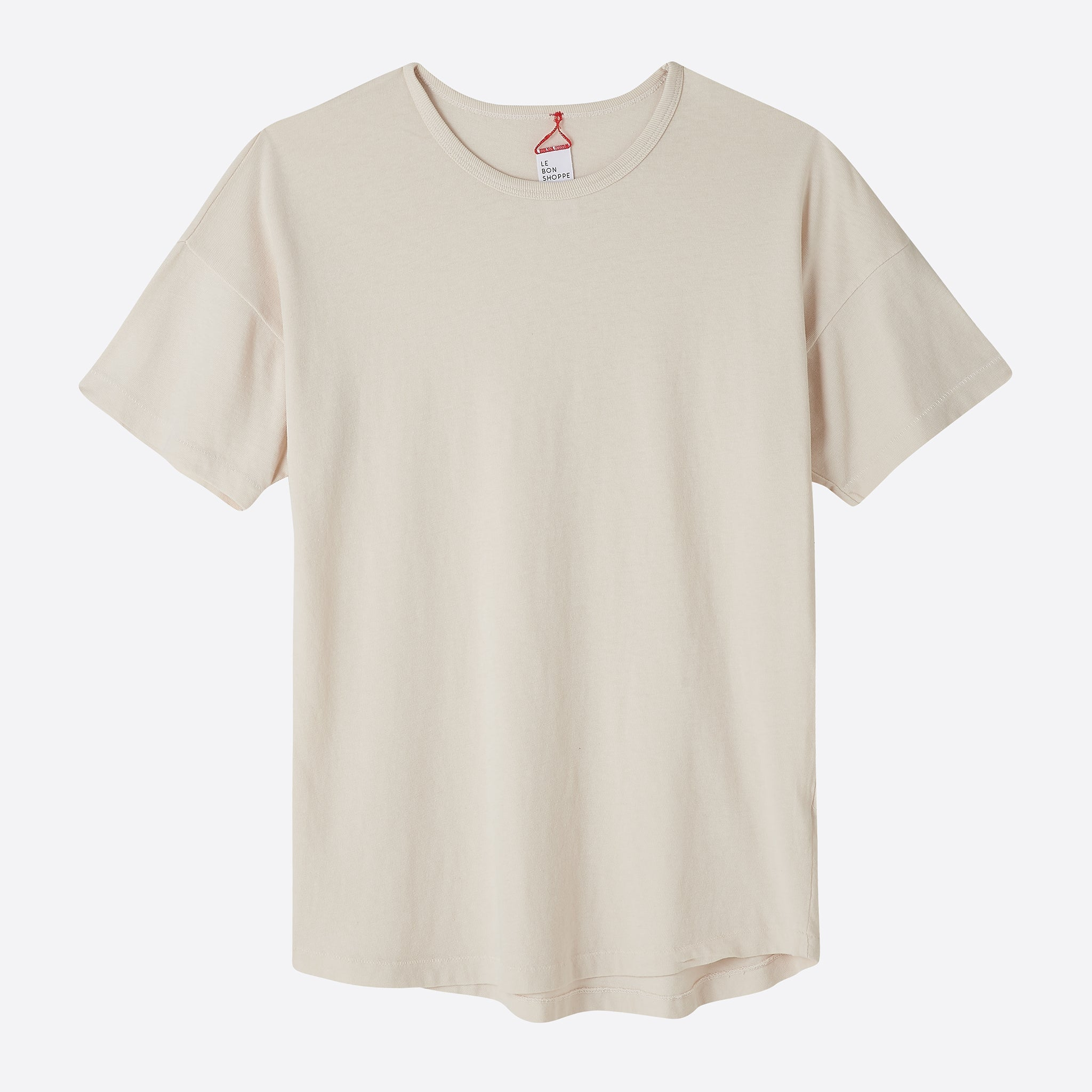 Le Bon Shoppe Her Tee in Bone