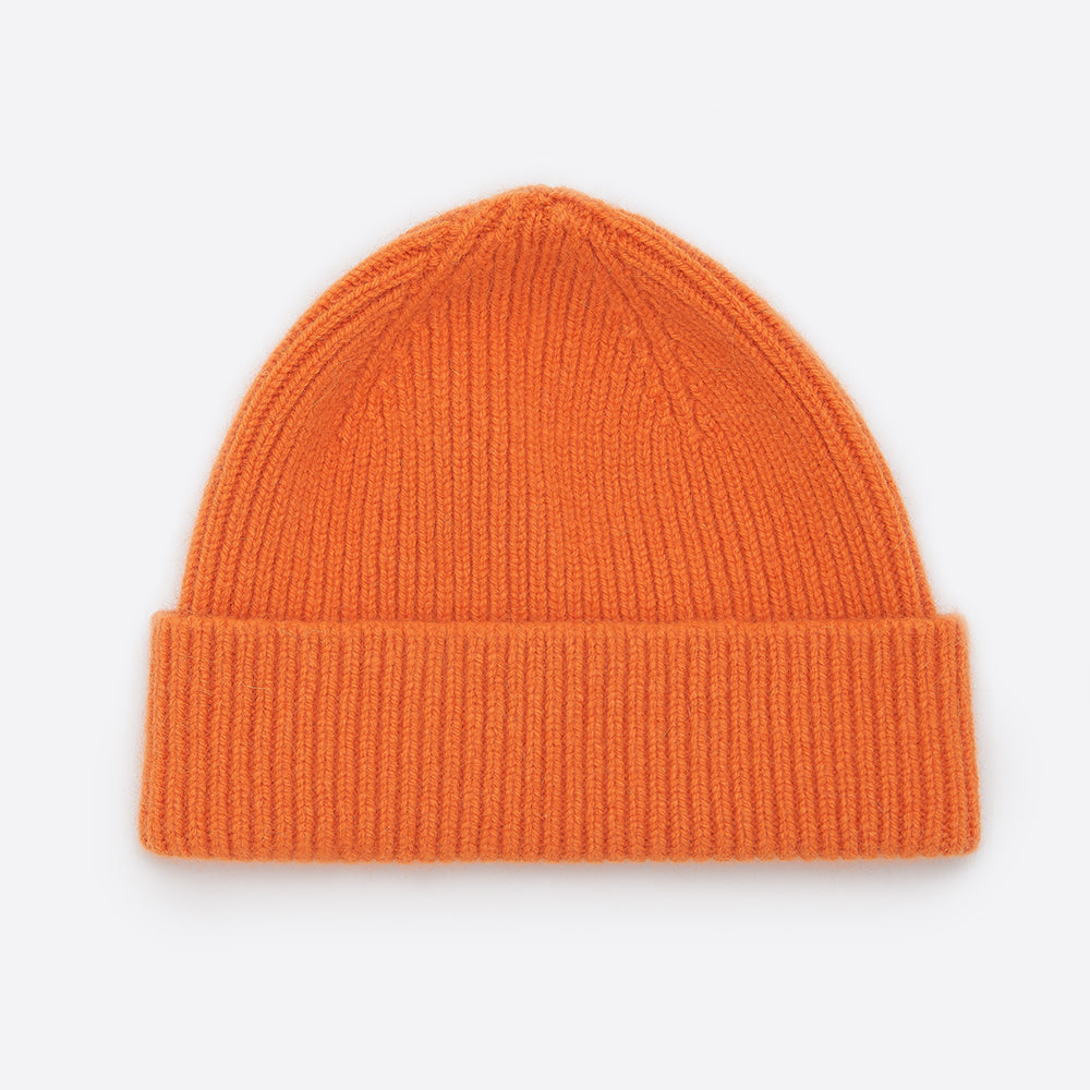 Le Bonnet Amsterdam Beanie in Flame — Our Daily Edit 3f20483ca90