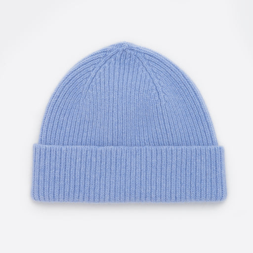 Le Bonnet Amsterdam Beanie in Light Blue Sky