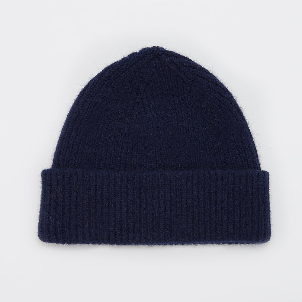 Le Bonnet Amsterdam Beanie in Midnight